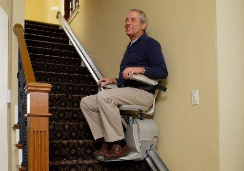 rester en forme avec un monte escalier