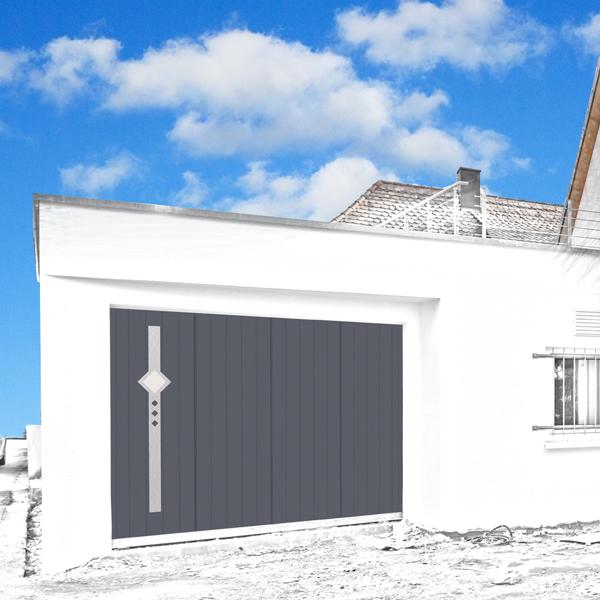 Nos conseils pour poser une porte de garage coulissante